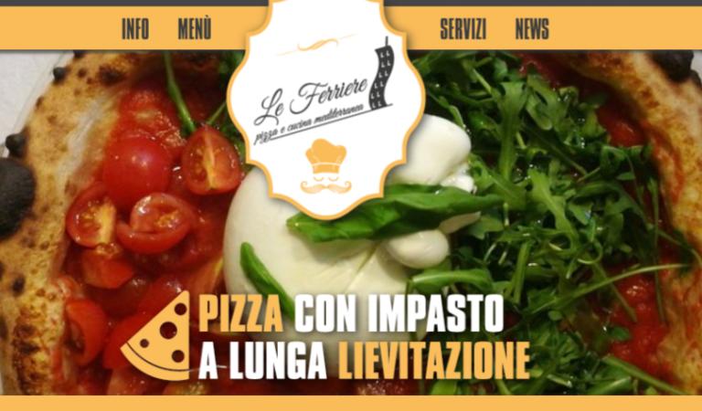 LE FERRIERE PIZZA&CUCINA MEDITERRANEA – Recensioni
