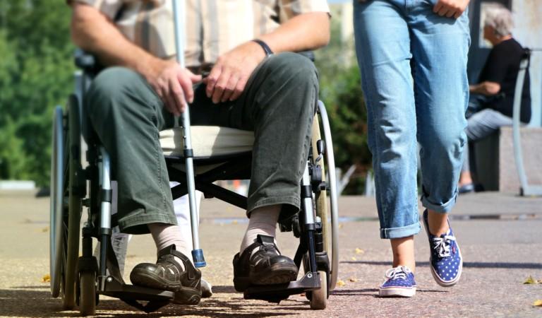 Disagi per i disabili non devono esistere nel 2019 ma purtroppo non è cosi guardate e meditate……