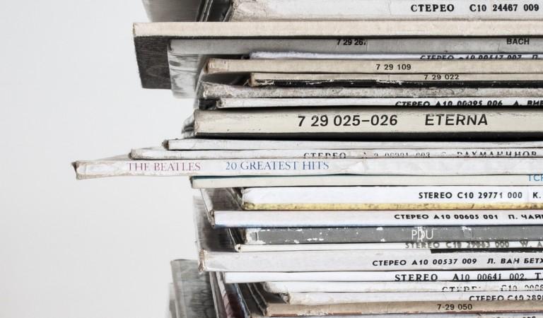 Dischi, CD e DVD: a Torino i pezzi più rari al mondo