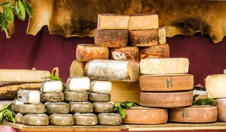 Ti piace il formaggio d'alpeggio? È uscita la Guida ai Caseifici d'Alpeggio in provincia di Torino. Scaricala gratis