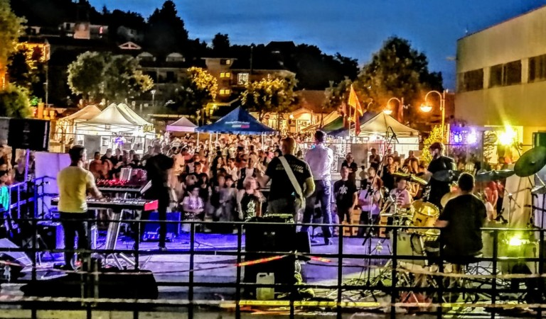 Con i Blascokom Live,  la tribute band di Vasco, continua la kermesse musicale di Givoletto