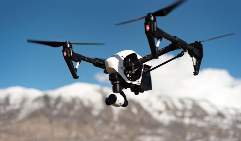 Torino, arriva il mese dei droni