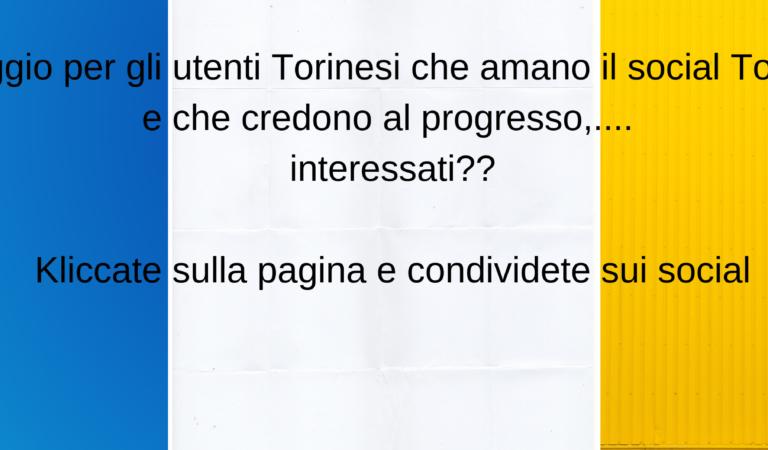 Un'applicazione per Android e IOS Sulla pagina di Torino fan, vi piace come idea?  Dite la vostra opinione……