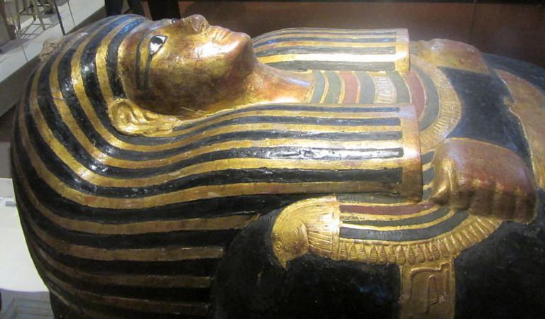 Cosa c'è dentro la tomba di Kha e Merit? Esperimento chimico al Museo Egizio