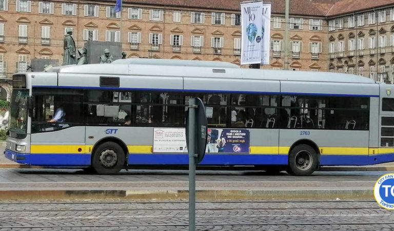 Torino, attenzione alle linee GTT che variano il percorso dal 26 settembre sino al 25 novembre