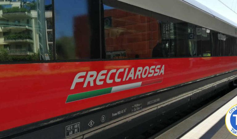 Parte oggi il Frecciarossa da Torino a Reggio Calabria. Una bella sorpresa dopo l'emergenza sanitaria
