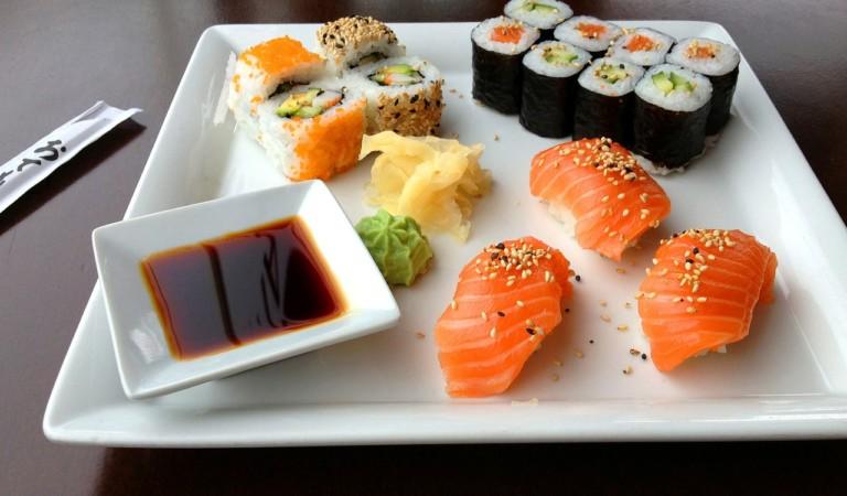 Un ottimo sushi vicino al IKEA