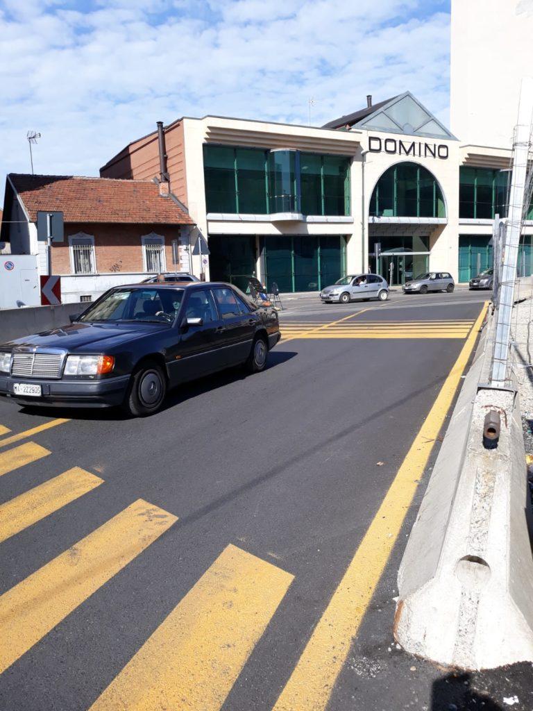 Cantiere Corso Grosseto