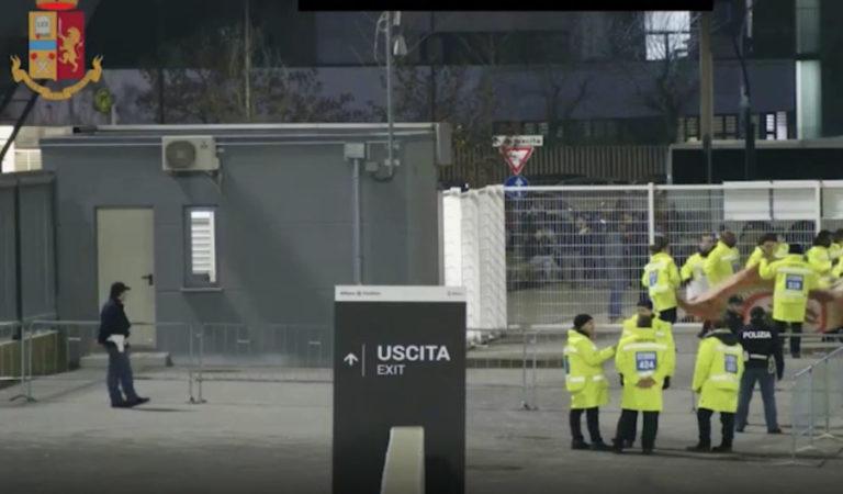 Estorsioni e violenze per i biglietti: i video che smascherano gli ultras Juventini