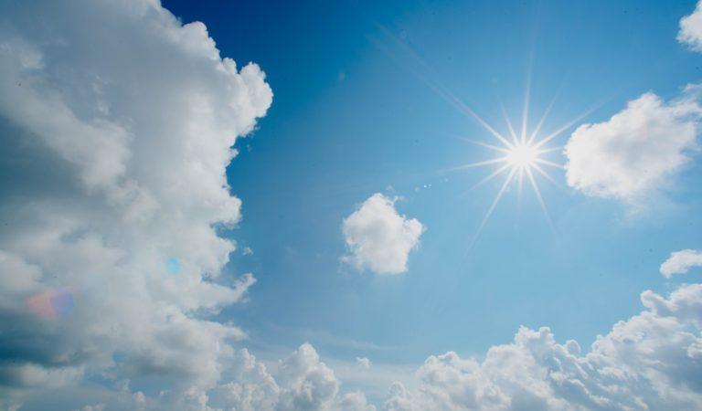 L'anticiclone non demorde: ancora temperature a 30 gradi