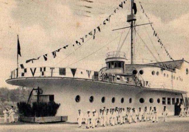 La nave di cemento