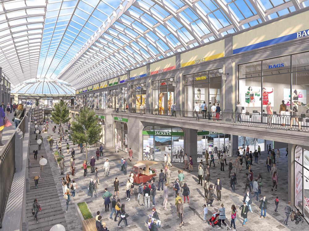 Apre alle porte di Torino il più grande centro commerciale d ...