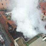 Incendio Cavallerizza Reale Torino