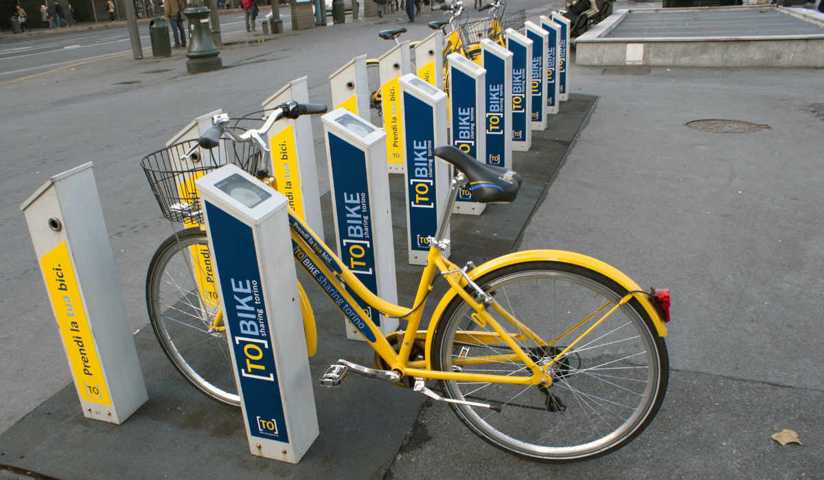 Bici sharing Torino
