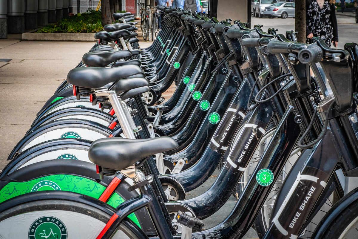 Bici sharing