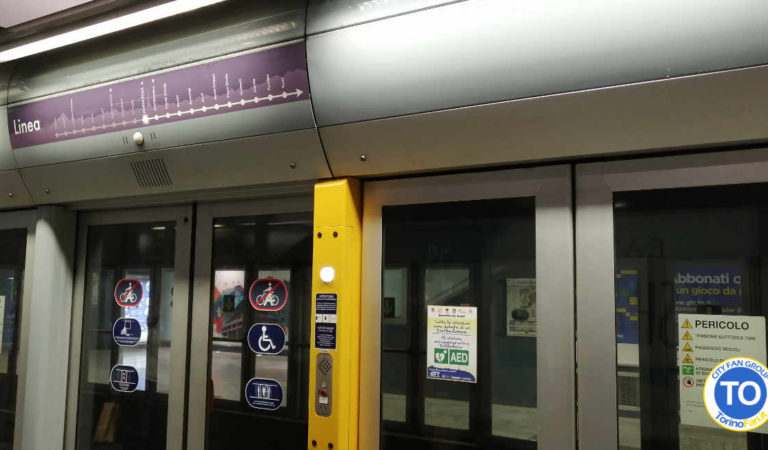 Metropolitana Torino: modifiche alla viabilità dal 16 gennaio per il prolungamento di Collegno