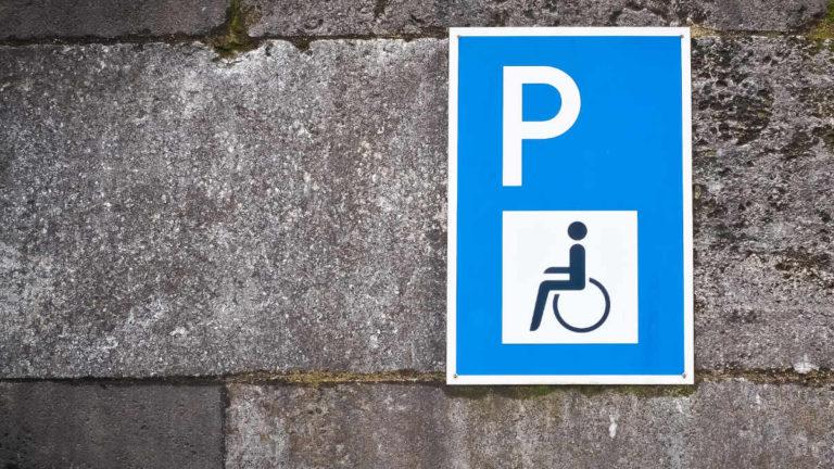 Parcheggi disabili Torino