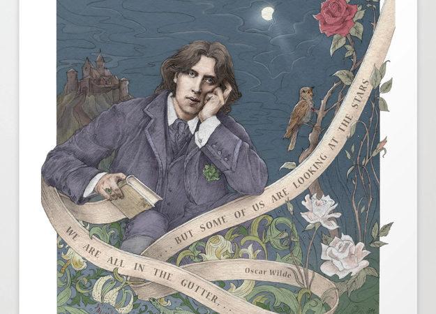 Auguri Oscar Wilde