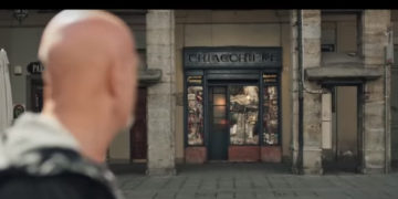 Se mi vuoi bene un film di fausto Brizzi a Torino