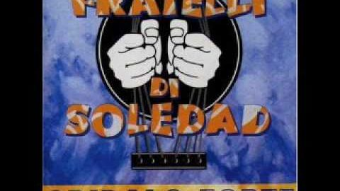 Fratelli di Soledad,«Gridalo forte»