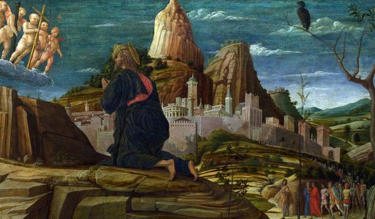 Mantegna colora il Natale, a Torino