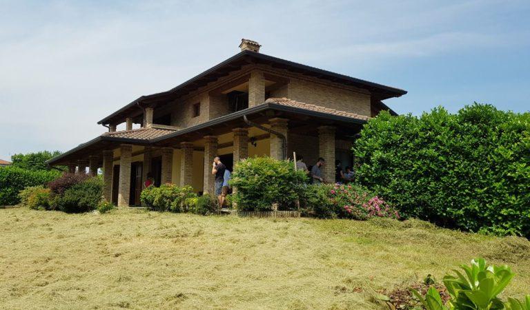 Villa nel Canavese confiscata alla malavita sarà usata per il sociale