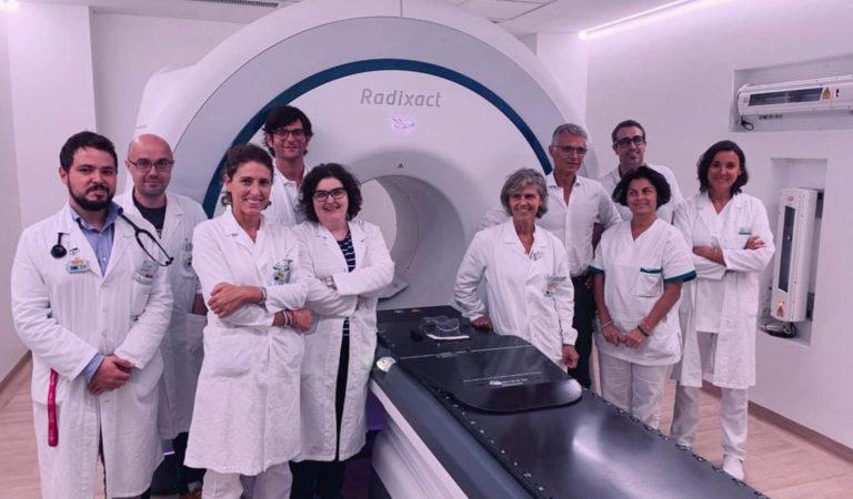 All'ospedale Molinette arriva Radixact, primo sistema in Italia per combattere il cancro