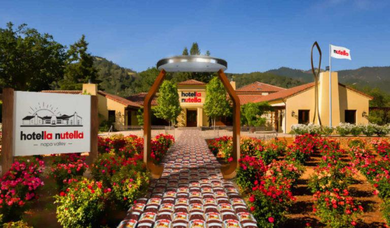 Hotella Nutella, l'albergo della Ferrero dedicato alla crema più famosa al mondo. Puoi andarci gratis