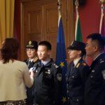 Torino, pattuglie con poliziotti cinesi