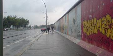 Torino ricorda il muro di Berlino