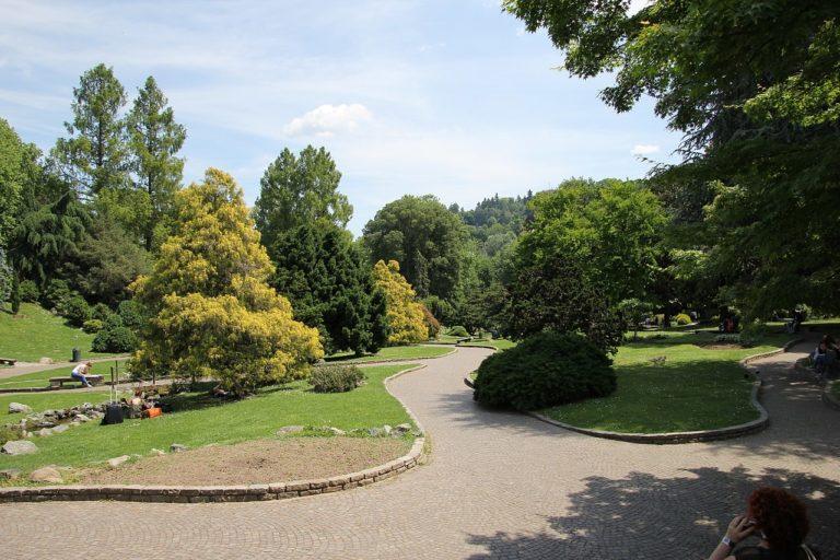 Droga Parco Valentino