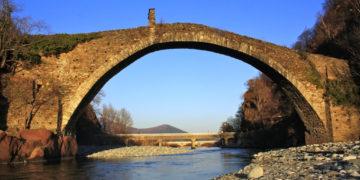 Il ponte del diavolo di Lanzo