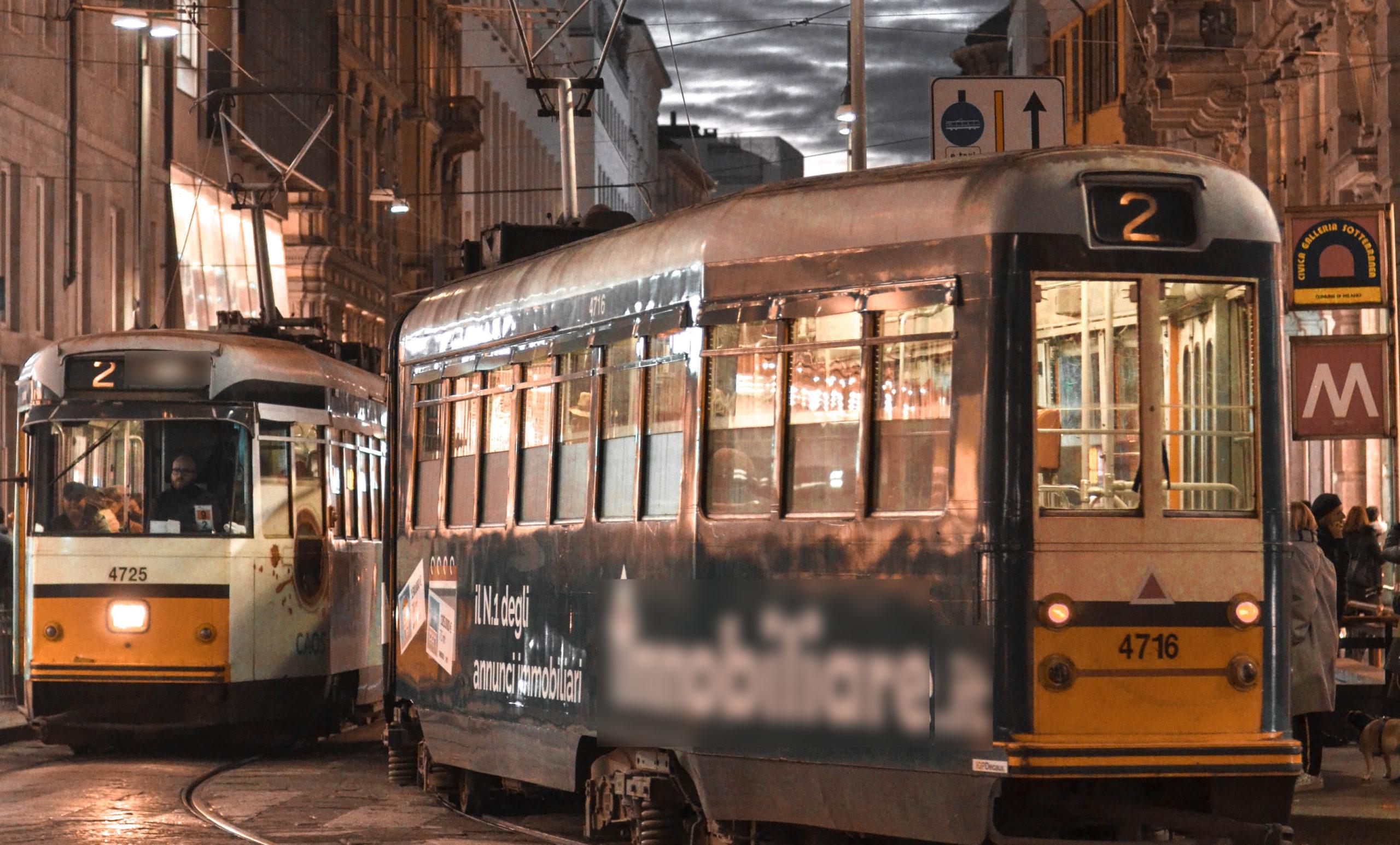 Novità tram Torino