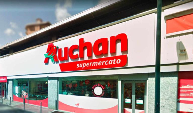 Auchan addio: il terzo punto vendita di Torino che diventa Conad