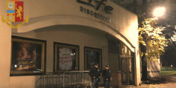 Chiusa la Discoteca Life a Torino
