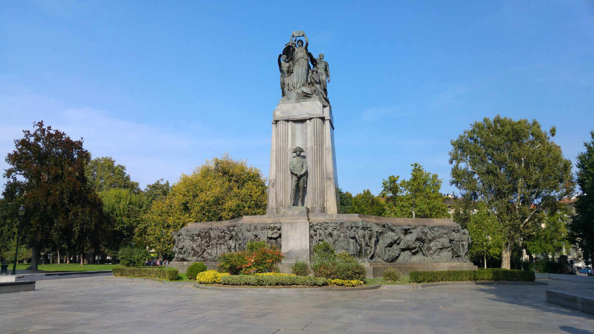 Monumento al Carabiniere Torino