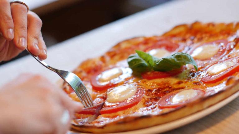 Pizza padellino Torino