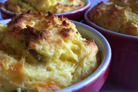 Tortino di patate e zucchine