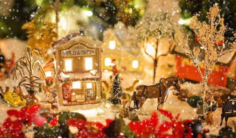 Avete mai visitato il villaggio di Babbo Natale? E' a due passi da Torino