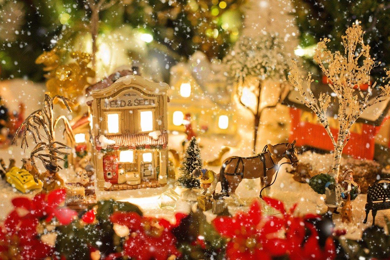Villaggio di Babbo Natale Rivoli