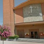 Crolla il soffitto Chiesa San Benedetto Abate