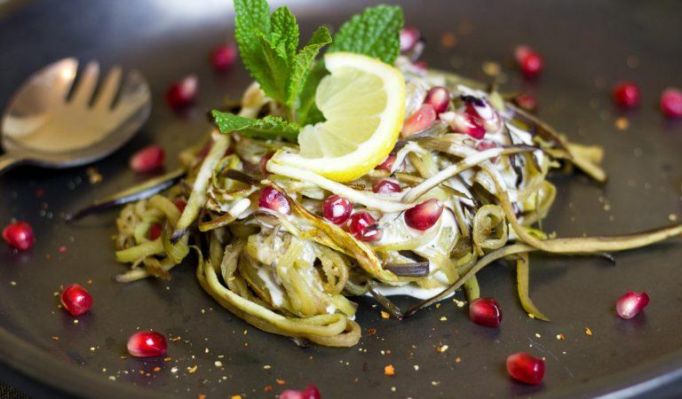 I migliori ristoranti vegetariani, vegani e crudisti a Torino