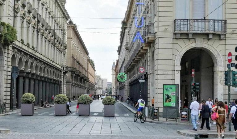 Per migliorare la qualità dell'aria a Torino: arrivano un'App e i buoni mobilità