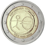 2 euro commemorativi emissione 2009