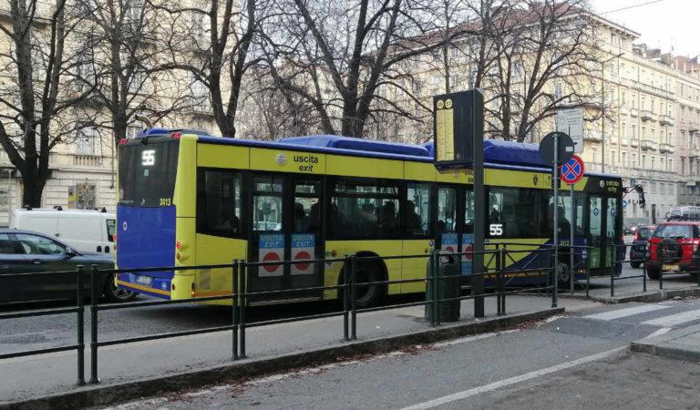 Torino, attenzione alle linee GTT che variano il percorso dal 15 al 22 gennaio 2021