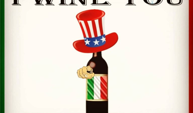 Il vino italiano è in pericolo! Diffondi la petizione contro i dazi USA