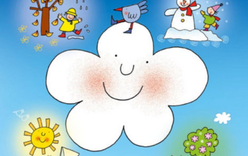 Nuvola Olga cartone animato