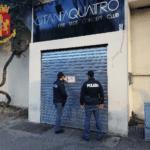 DISCOTECA 84 OTTANTAQUATTRO CHIUSA