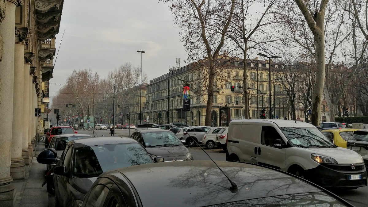 Viabilità Torino