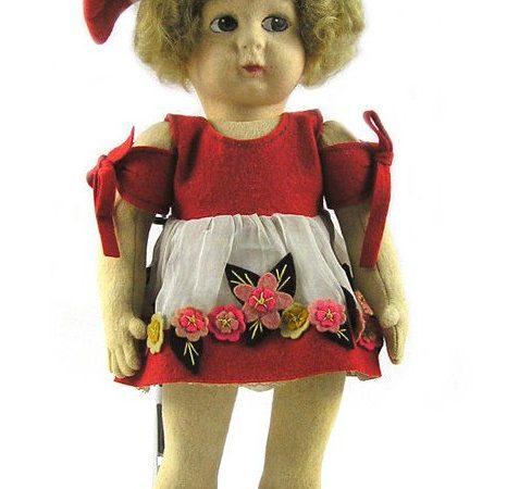 """The lonely doll"" è torinese – Le leggendarie bambole Lenci – Elena König Scavini"